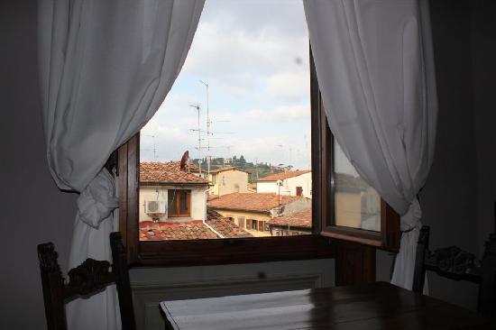 โรงแรมปาราซโซ่ กัวดาก์นี่: View from our window