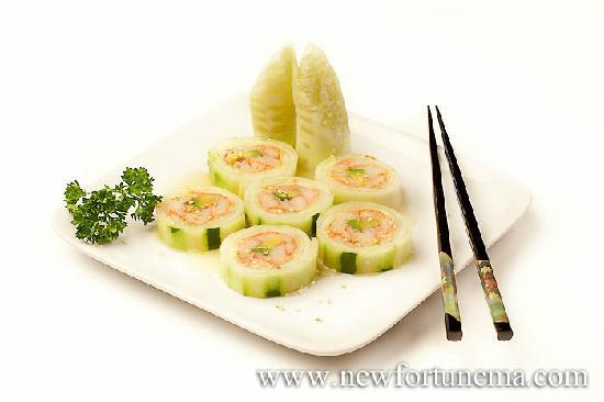 Japanese appetizer kani su picture of new fortune for Asian cuisine appetizers