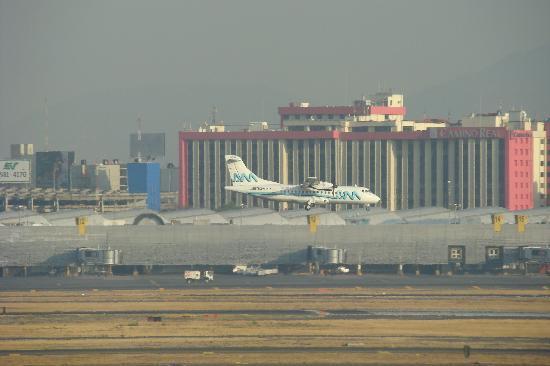 Camino Real Hotel Mexico City Airport