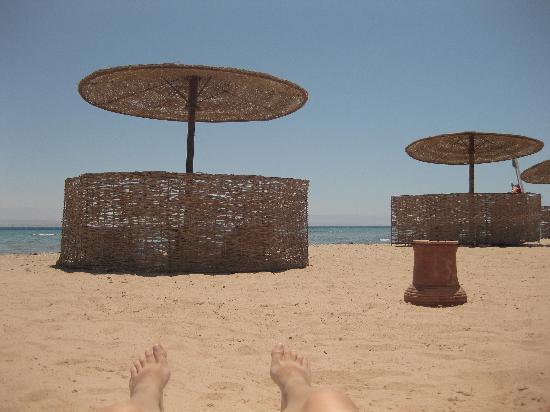 El Wekala Golf Resort: my sunny days