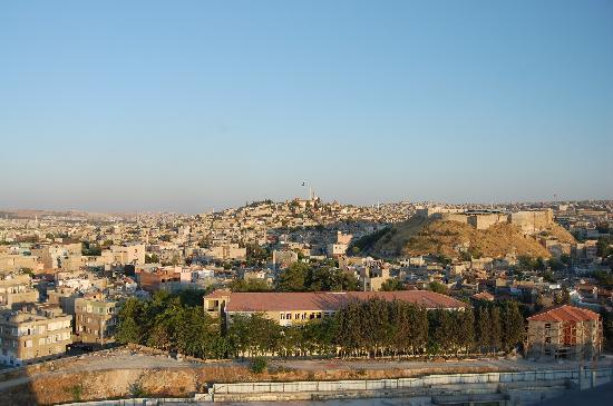 Hotel Ibis Gaziantep : View of castle from the room