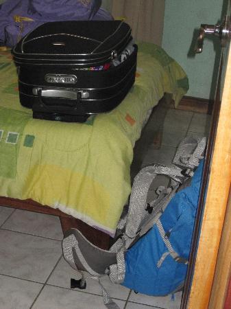 Camino Verde Bed & Breakfast Monteverde: stanza piccola
