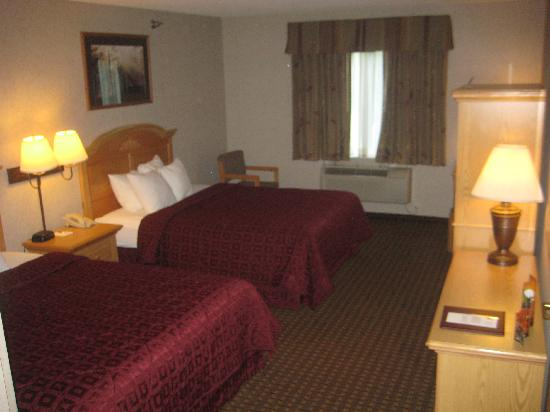 Comfort Inn & Suites Custer: Main Sleeping Area
