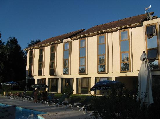 Golf Hotel Grenoble Charmeil : vista generale