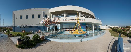 Критский морской аквариум: Cretaquarium