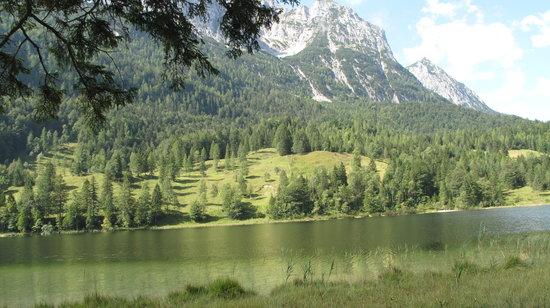 Ferchensee Lake