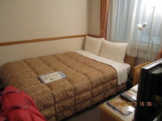 Toyoko Inn Ikebukuro Kita-guchi 2: the room