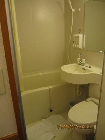 Toyoko Inn Ikebukuro Kita-guchi 2: washroom
