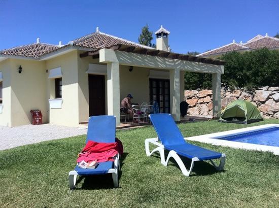 Las Mayoralas: the villa