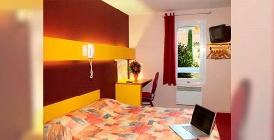 Hotel Lou Mistralou: Chambre