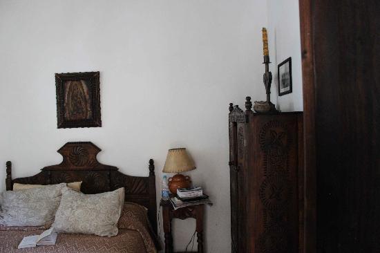 Casa Felipe Flores: Bedroom