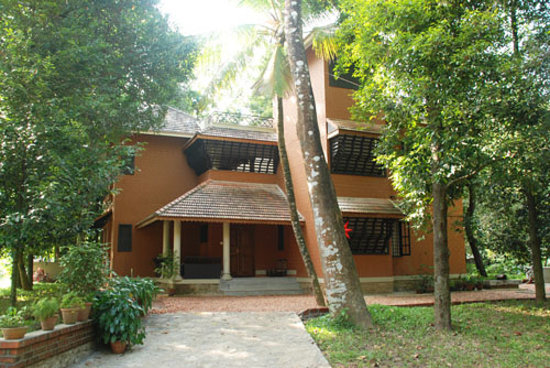 Aranmula, India: Malakkarethu House