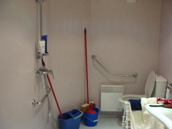 Residence Les Balcons de Sirius: Salle de bain/wc