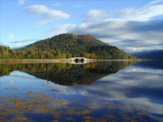 The Lodge: Old Bridge Inveraray