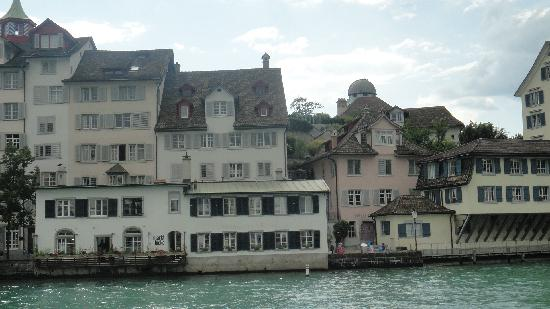 Zurich, Switzerland: Rowing Club