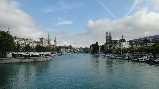 BEAUTFUL ZURICH