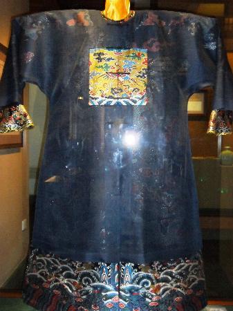 Palace of the Heavenly Kingdom : Manderins Robe