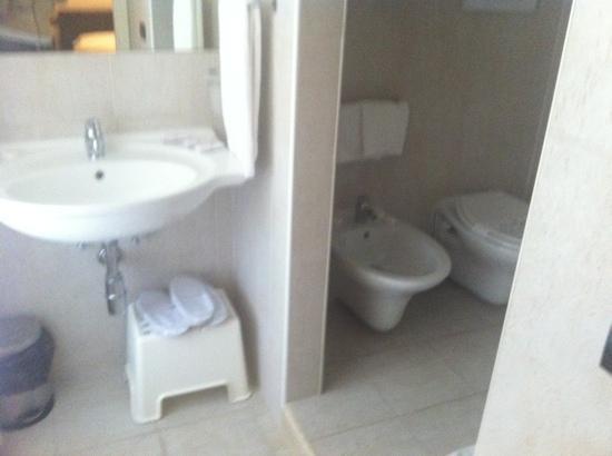 Gardenia Hotel : Bagno