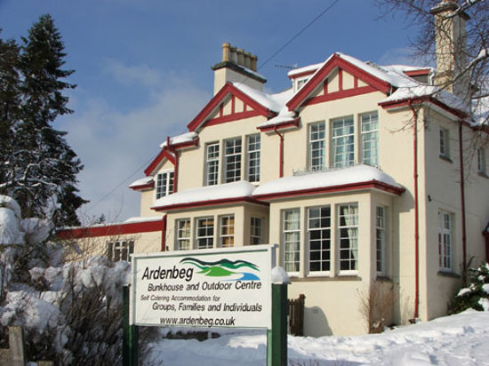 Ardenbeg Bunkhouse, sleeps up to 24 people, located in Grantown-on-Spey
