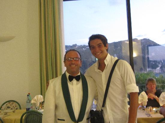 Hotel Terme Royal Palm: Io e Mariucc!!