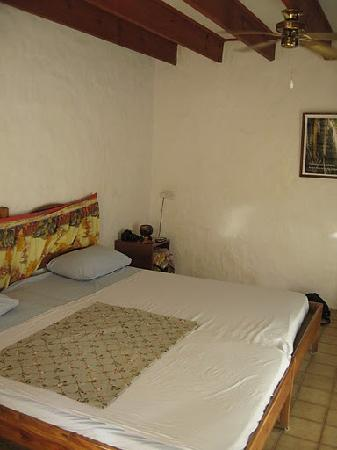Villa Flamboyant : bedroom