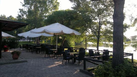 Villaggio Club Baia degli Achei: Bar del ristorante