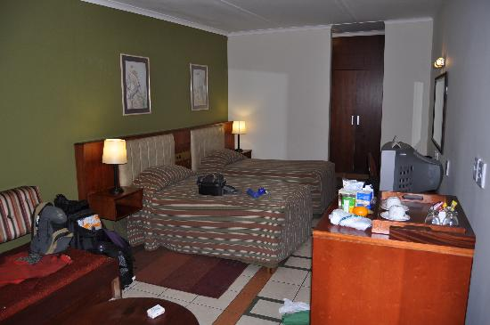 Safari Hotel: Budget room # 27