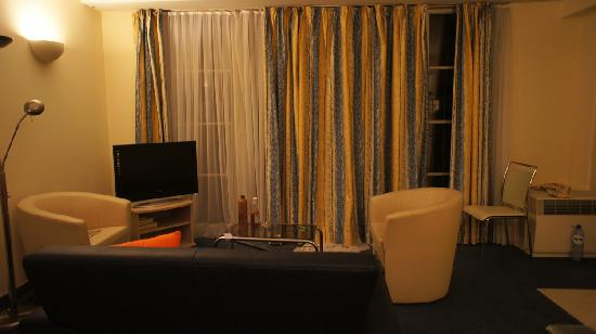 A-XL Flathotel: Main Area