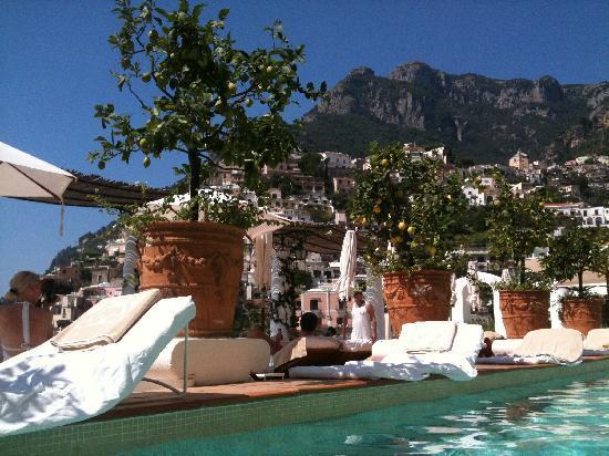 Le Sirenuse Hotel: The pool
