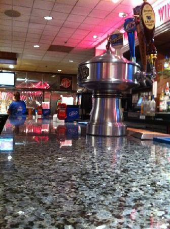 Silver Diner Incorporated: morning at BWI airport
