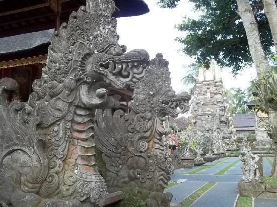 อูบุด, อินโดนีเซีย: Palazzo reale 2