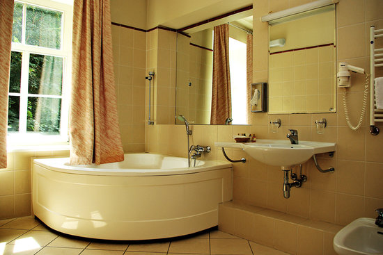 Hotel Rinno: Bathroom. Luxury room