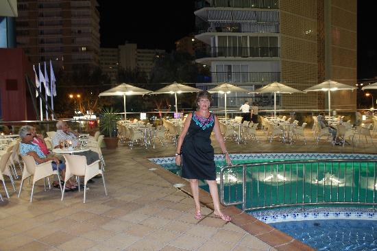 Hotel Madeira Centro: en la piscina
