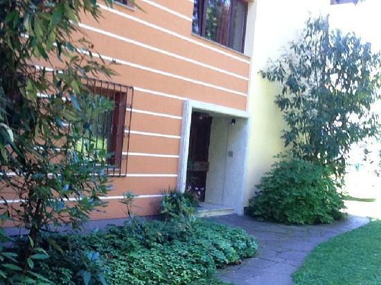 Landhaus Schreier: Ingresso