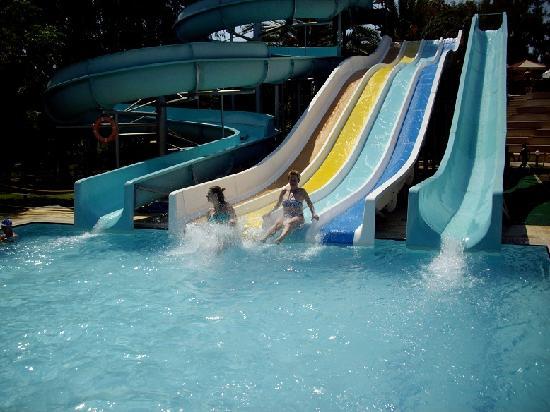 Grand Prestige Hotel & Spa : waterpark