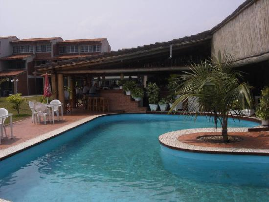 Hotel Residence Ubuntu : la piscine