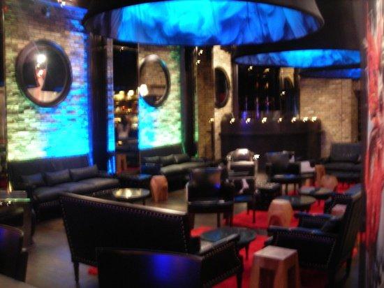 Ultra Supper Club : lounge