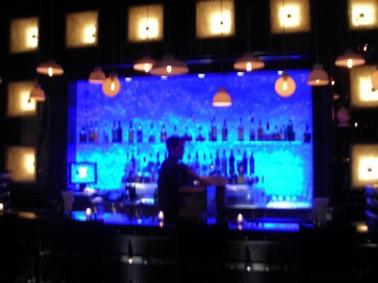 Ultra Supper Club : bar