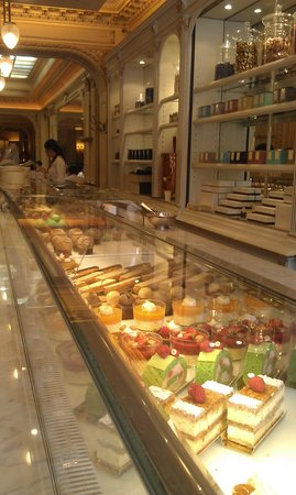 Angelina: the delicious selections