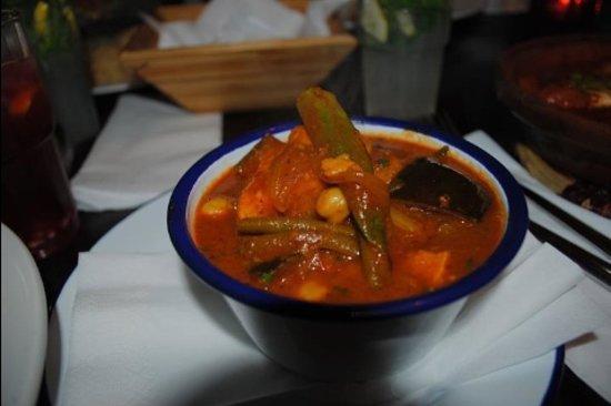 Souk Kitchen Southville: My veggie stew
