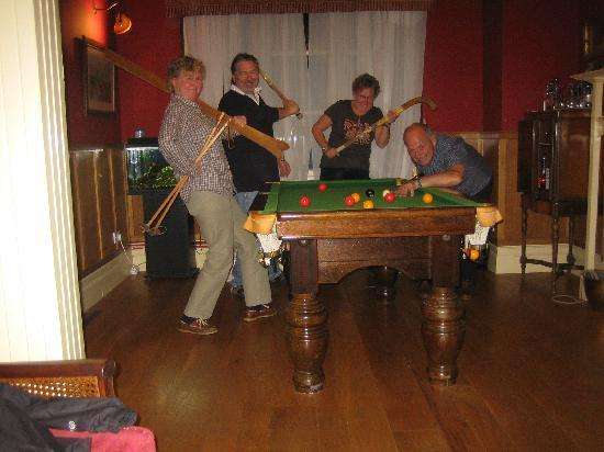 Ardwyn House: Fun in the Games Room