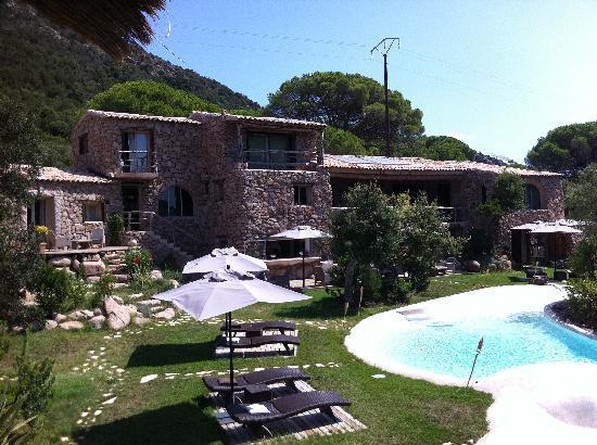 Hotel Ambassador Palombaggia : hôtel