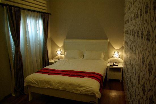 Jonker Boutique Hotel: De kamer.