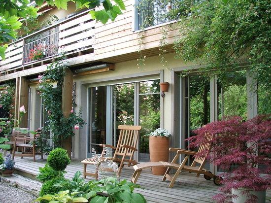 Ambiance-Jardin: Vue du jardin