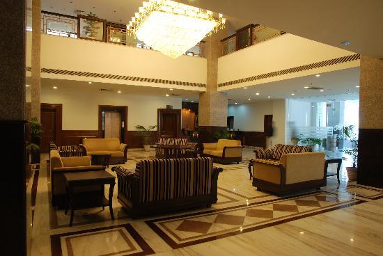 The Competent Palace: Lobby Area