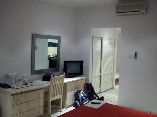 Protea Hotel by Marriott Chingola: Room enterance