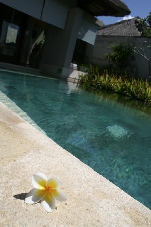 โรงแรมเดอะเบลี: Private Pool