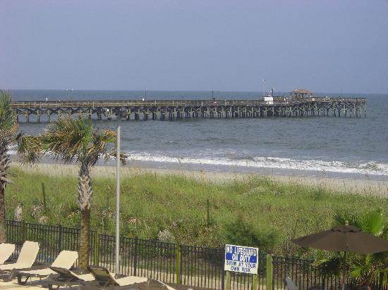 DoubleTree Resort by Hilton Myrtle Beach Oceanfront: view of the pier