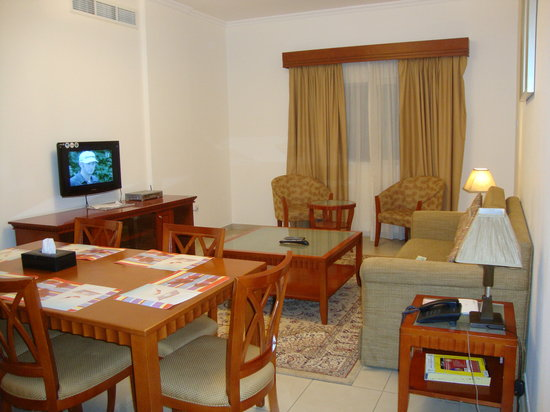Rose Garden Hotel Apartments - Bur Dubai: cool place!