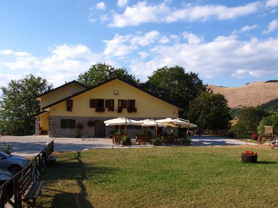 Rotonda, Italie : Rifugio / Albergo Fasanelli